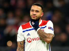 Memphis Depay's future at Lyon is in doubt. GOAL