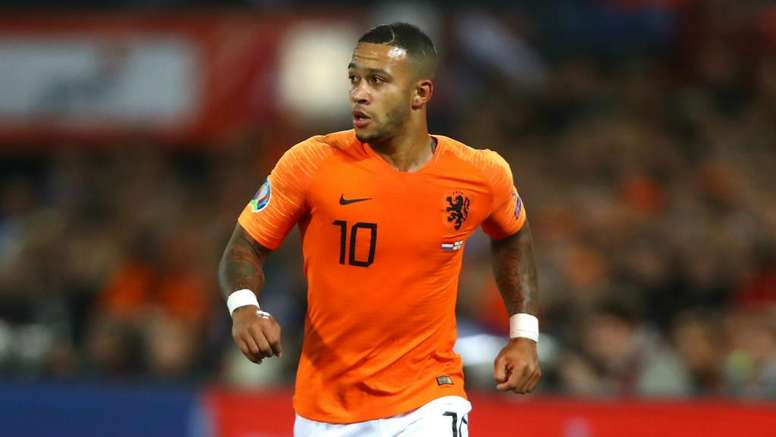 Netherlands without Depay for Belarus qualifier - BeSoccer