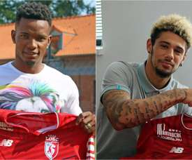 Thiago Mendes and Kevin Malcuit have officially joined Lille. GOAL