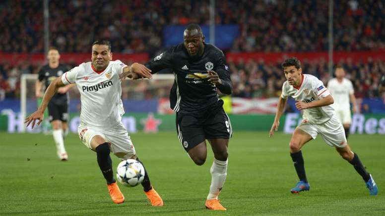 Sevilla travel to Old Trafford on Tuesday. GOAL