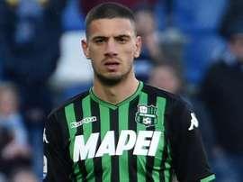 Juventus sign Sassuolo's Demiral for 18 million euros. GOAL