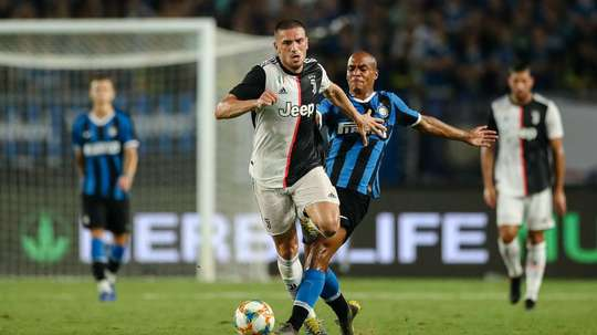 Demiral looking to learn from 'idol' Chiellini at Juventus.