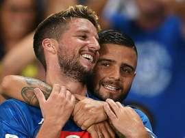 Napoli a caccia degli ottavi. Goal