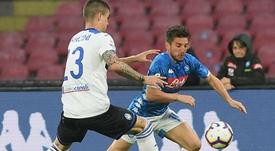 Dubbio sul goal del Napoli. Goal
