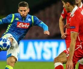 Vittoria per il Napoli. Goal