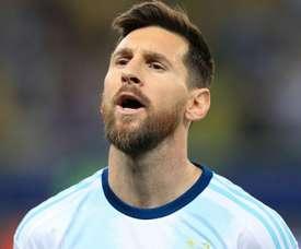 Messi encara o Brasil com sede de vingança. Goal