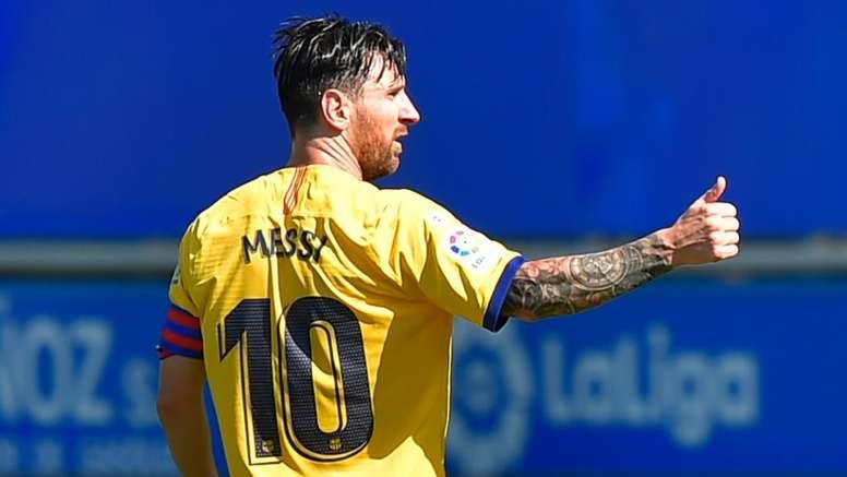 Beppe Marotta démonte lui aussi la rumeur Lionel Messi