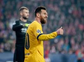 Messi iguala recorde de CR7 e Raúl na Champions. Goal