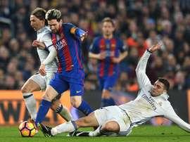 Messi Barcelona Real Madrid Clasico 03122016