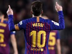 Stats behind Messi's 400 Liga goals