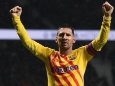 Roberto hails key Barca victory