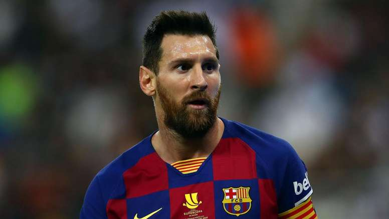 Messi urges Barcelona to cut out 'child mistakes' after Supercopa heartbreak