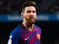 Messi reached another goal-scoring landmark against Eibar. GOAL