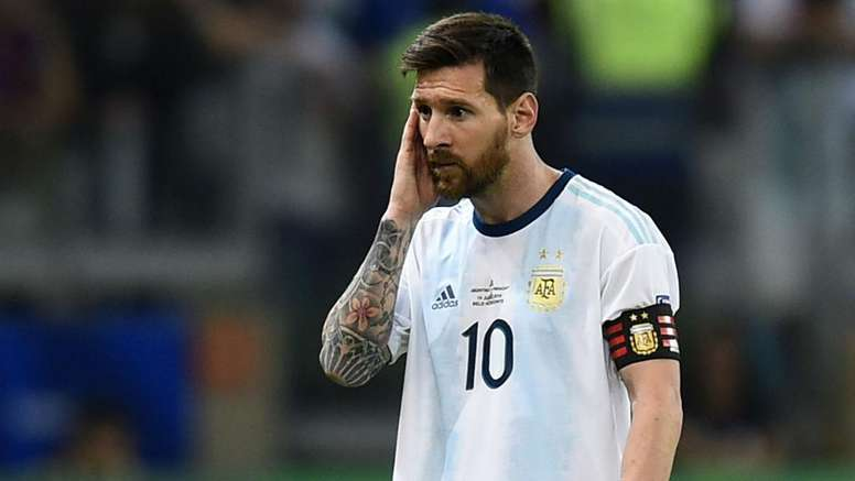 Messi's Argentina must win against Qatar on Sunday. GOAL