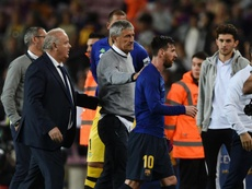 Setien promises to be direct with Messi and Barcelona's other stars.