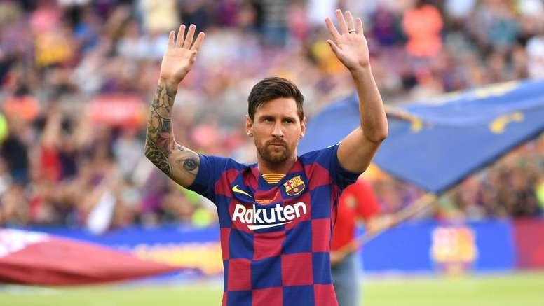 Rumours: Messi considering MLS move