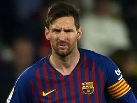 Messi is being rested ahead of Liverpool game on Wednesday. GOAL