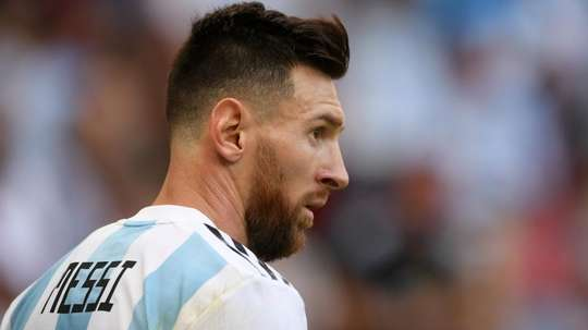 Musso honoured to have Messi back with Argentina