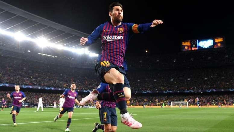 Lingard: Messi brought his A-game