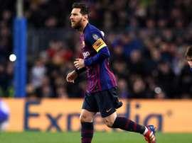 Barcelona equalled Bayern Munich's record. GOAL