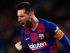 Lionel Messi is the best footballer I've ever seen. AFP