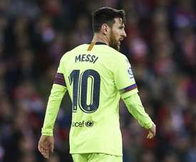 Messi had wanted to finish his career in native Argentina. GOAL