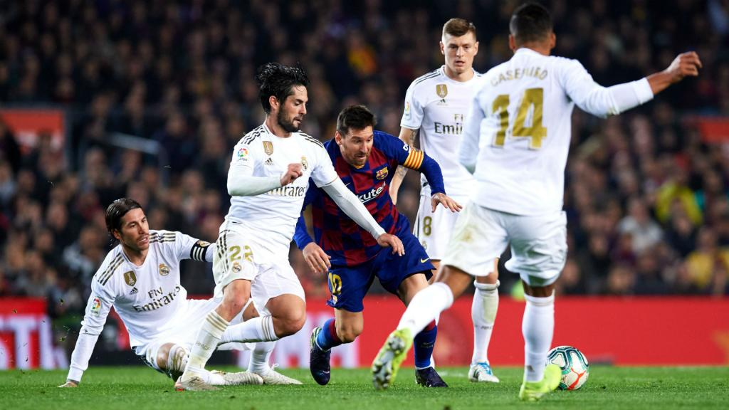 Anything can happen in El Clasico - former Real Madrid capta