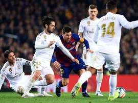 Fernando Hierro says it is impossible to predict the outcome. GOAL