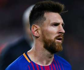 Are you on loan from Man City - Messi quizzes Girona's Maffeo
