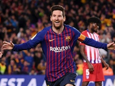 Lionel Messi wins sixth European Golden Shoe. Goal