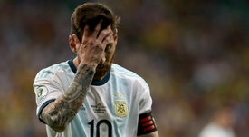 Messi 'bitter' after Argentina loss