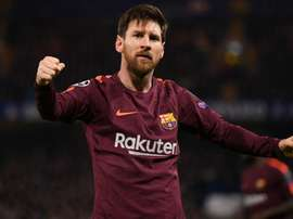Messi is looking to continue his fine record against English opposition. GOAL
