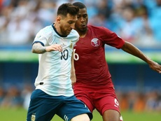 Copa America and Messi clash a great experience for Qatar, says Sanchez.