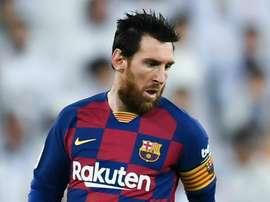 Messi better than Maradona, says Cassano. AFP