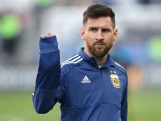 Argentina antecipa: Messi e Aguero serão convocados para enfrentar o Brasil. GOAL