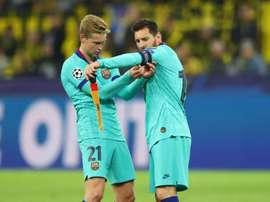 Au Barça, il n'y aurait que trois intransférables. GOAL