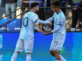 Les plates excuses de Messi envers la CONMEBOL. GOAL