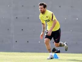 Le Barça va entamer les négociations avec Messi. GOAL