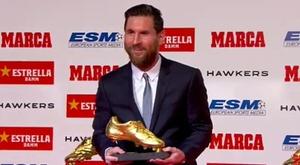 Scarpa d'Oro 2019, vince Messi: nei prossimi giorni l'ufficialità
