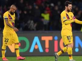 Barcelona: um time que não vence fora de casa na Champions. Goal