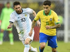 CONMEBOL asks FIFA to postpone World Cup qualifiers until September. AFP