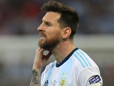 Palestine FA president's appeal rejected after 'inciting hatred' against Lionel Messi. GOAL