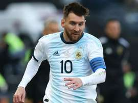 Messi is Argentina's leader