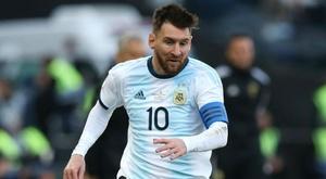 Argentina face Brazil. GOAL