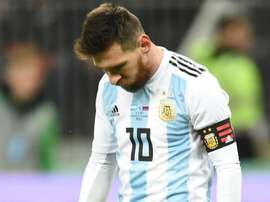 Otamendi claims Messi is more desperate to win the World Cup than anyone else. GOAL