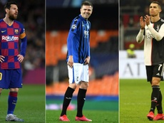 Ilicic: How does Atalanta star compare to Messi and Ronaldo after four-goal haul?