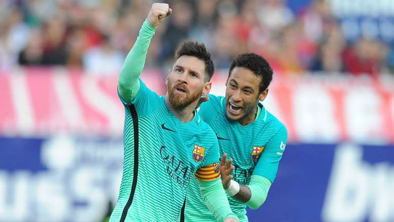 Messi and Neymar could be reunited this summer at Barcelona. GOAL