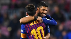 Suarez: Messi not retiring