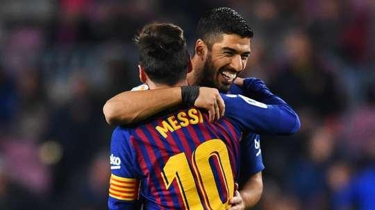 Suarez: Messi not retiring