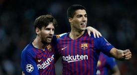 Messi and Suarez continue to show their value. GOAL